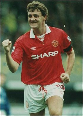 "Name: Stephen ""Steve"" Roger Bruce. Position: Defence. Years at Club: 1987-1996. Appearances"