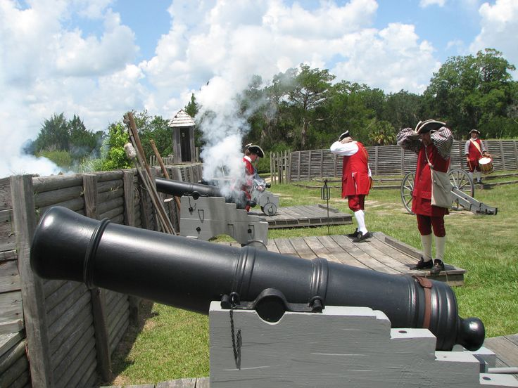 Fort King George Historic Site | Georgia State Parks