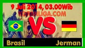 Perkiraan Skor Semi-Final FIFA World Cup 2014 : Brasil vs Jerman