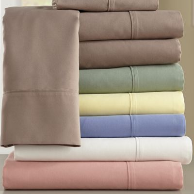 Comfort Creek<sup class='mark'> ™</sup> Luxury Microfiber Sheet Set by Montgomery Ward