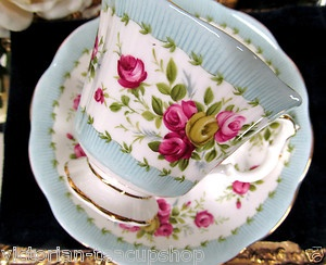 Royal Albert...teacup and saucer from the Gaiety Series