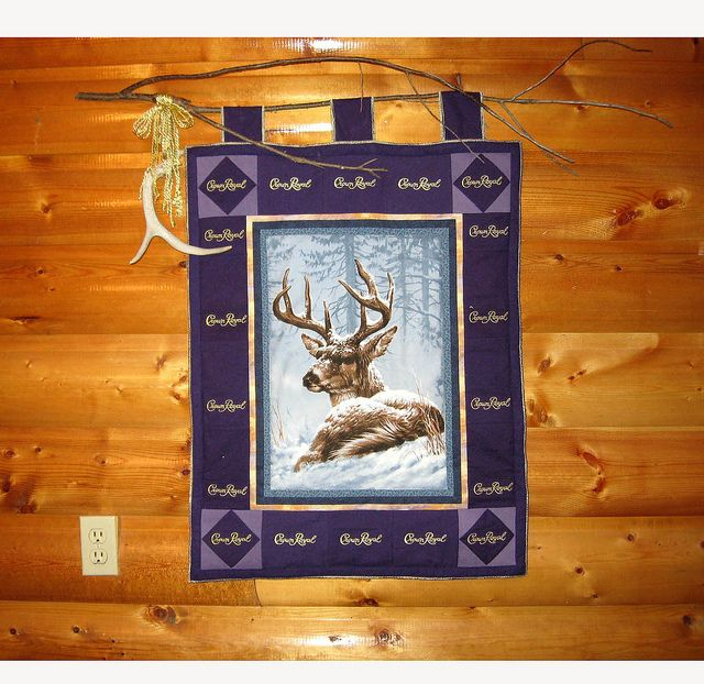 """crown royal quilts pictures 
