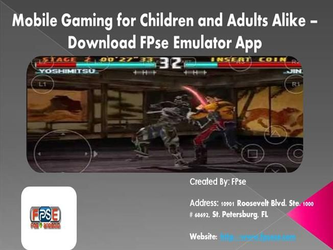 Pin by FPse PS1 Emulator on Sony Playstation Emulator for Android