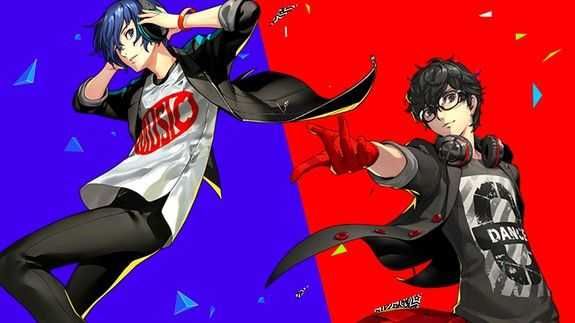 Persona spins off with two rhythm games and a new 3DS game