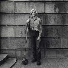 Kevin Hughes, Handyman, Parliment Grounds. 1982