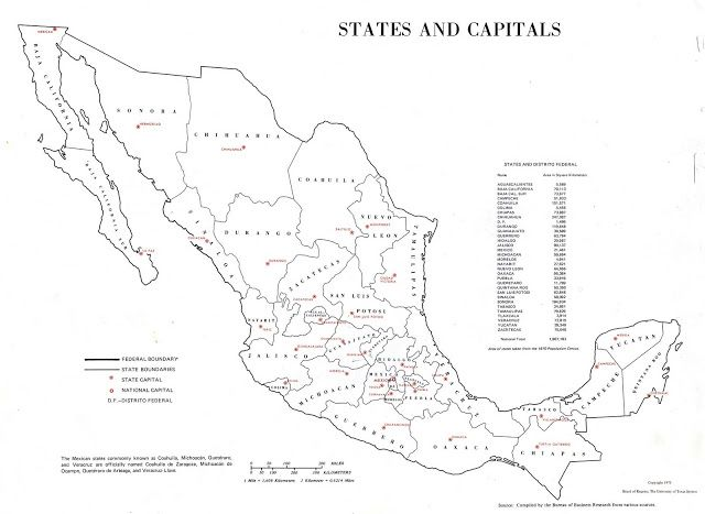 Más De Ideas Increíbles Sobre Mapa De México En Pinterest - Mapa de mexico