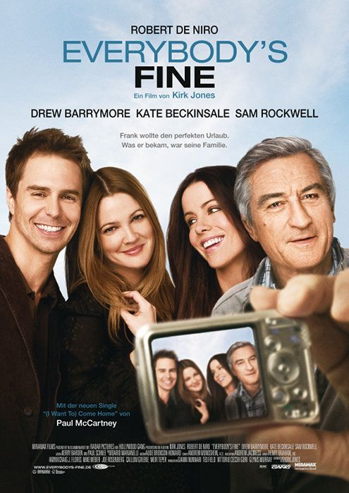 Poster zum Film: Everybody's Fine