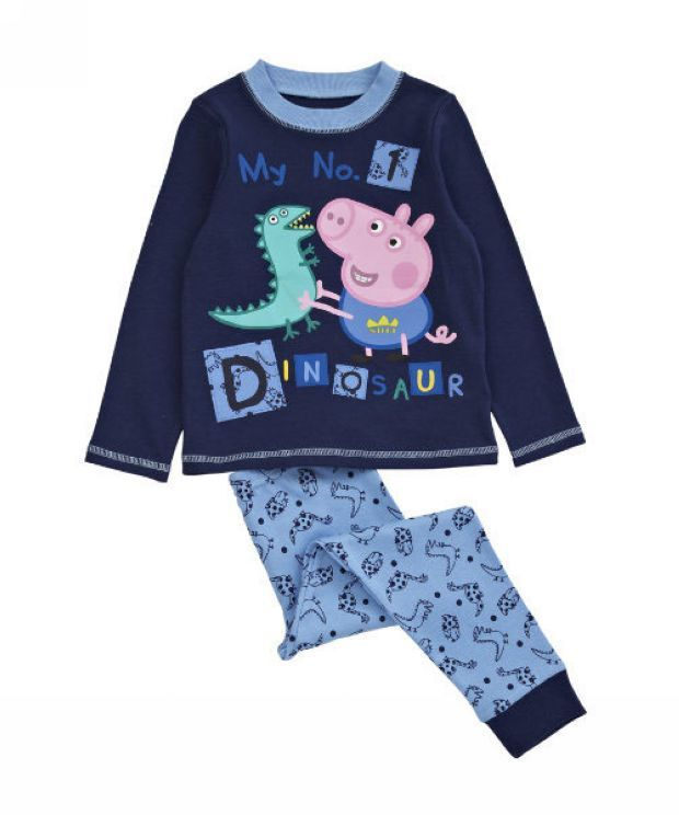 Find More Clothing Sets Information about hot sale 1set retail 100% cotton dinosaur peppa pig children clothing sets shij062,High Quality clothing casual,China clothing boy Suppliers, Cheap clothing cotton from Shij-Hong Kong brand-OEM clothes factory on Aliexpress.com