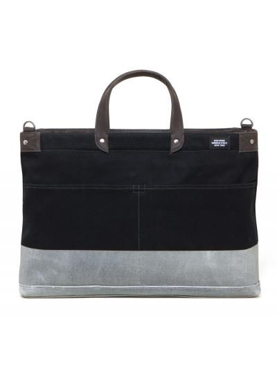 Industrial Canvas Dipped York Briefcase, by Jack Spade