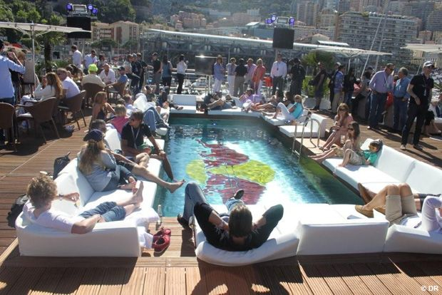Monaco F1 Hospitality  #Monacohospitality