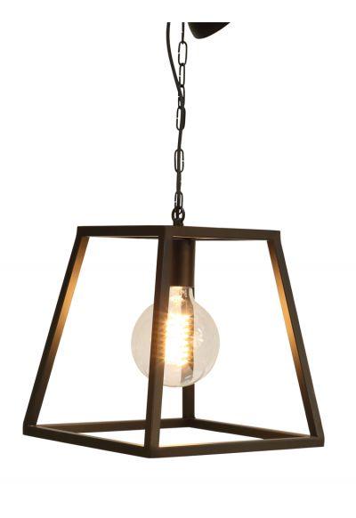 NEW Metal Trapeze Pendant - Lighting