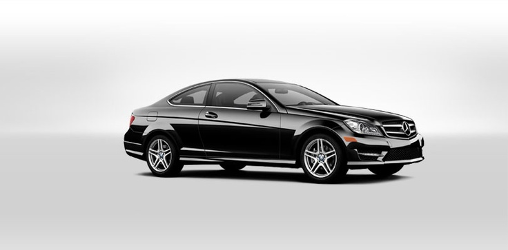 I'm in love Mercedes C350 Coupe
