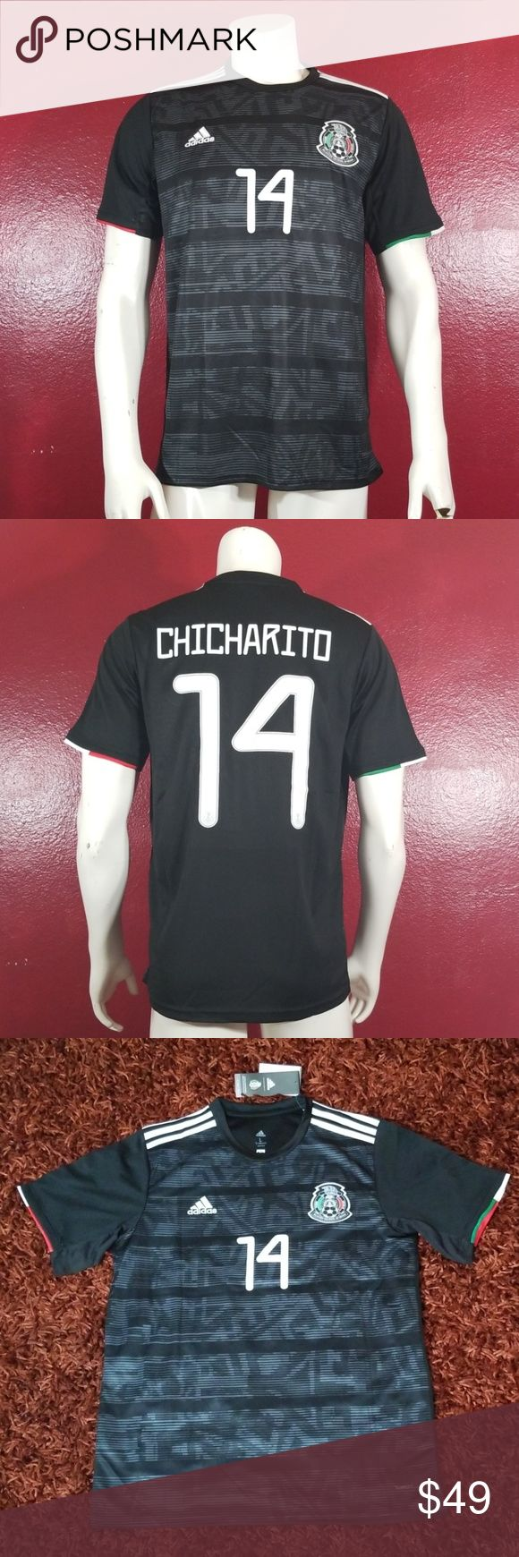 CHICHARITO MEXICO COPA ORO SOCCER JERSEY Brand new  Never used  Same bussiness day shipping Perfect gift for your friend, boyfriend or husband Check m…
