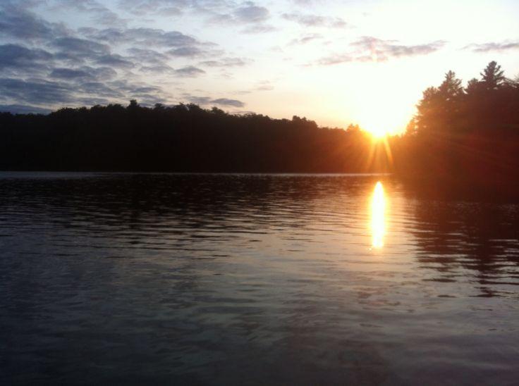 Porcupine lake.