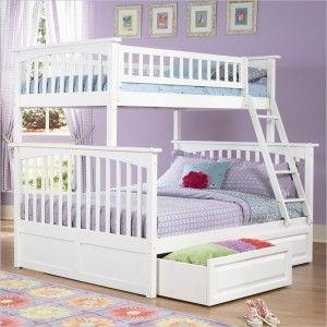 White Twin Bed Decor