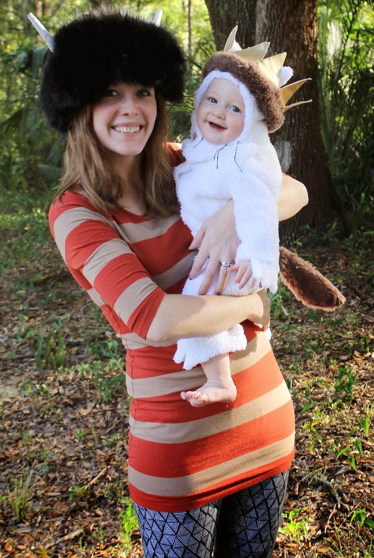 Serendipitous Discovery: I'll Eat You Up, I Love You So - Where The Wild Things Are Costume