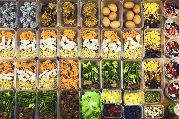 Learn the art of meal prep by following these easy steps from Rachel Aust, the b…