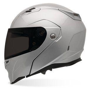 Bell Revolver EVO Helmet - Solid silver   $199.95