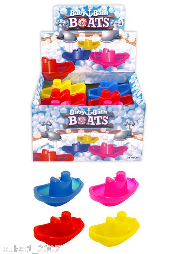 15 BATH BOATS PARTY BAG FILLER STOCKING FILLER | eBay