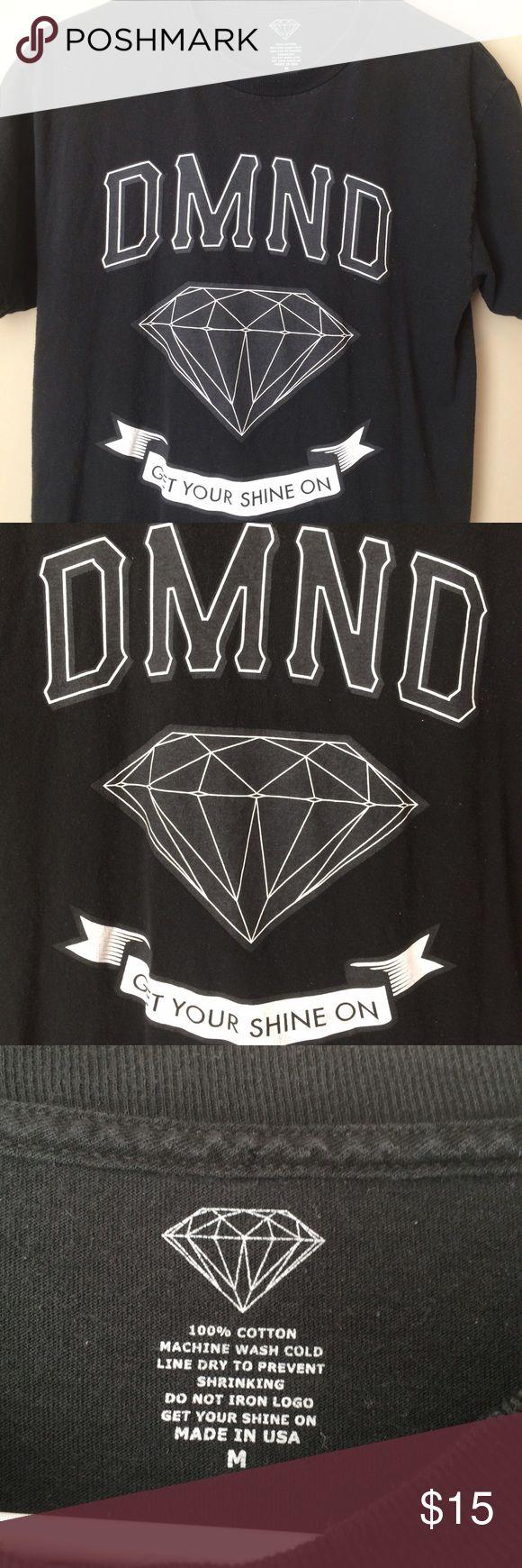 Mens diamond supply co tee Worn still a lot of life left Diamond supply co Shirts Tees - Short Sleeve