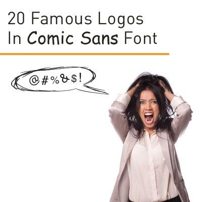 http://www.gcds.com.au/blog/20-famous-logos-in-comic-sans-font
