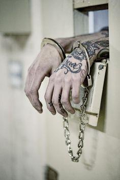 El significado de los tatuajes en prisión