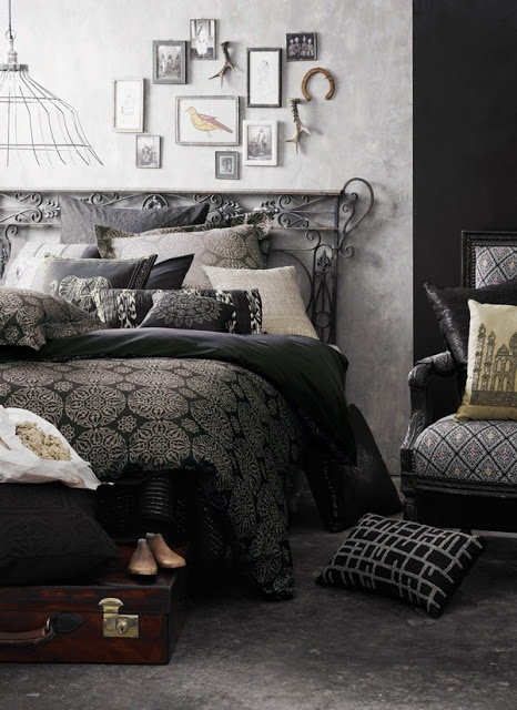 Fifty Shades Of Grey Bedrooms Pinterest