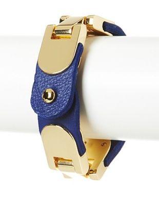 70% OFF CC Skye Maya Hinge Navy Bracelet