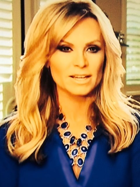 The Tamra Three Row Necklace : Celebrity Studded