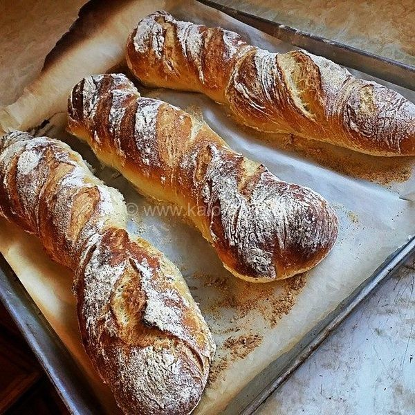 Making Bread & Beyond