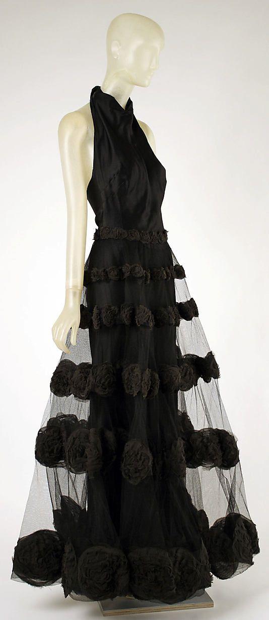 Madeleine Vionnet, 1936.  Carnival Dress.  Worn by Mona von Bismarck.