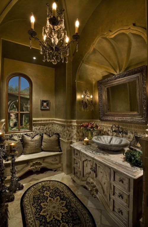 Luxury bath