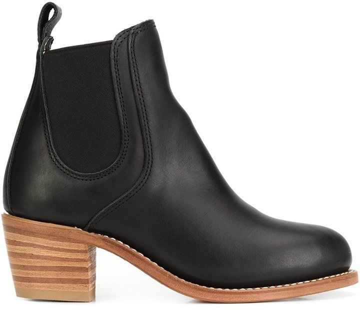 Red Wing Shoes chelsea boots