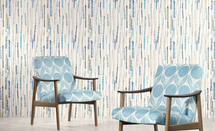 Orvieto Wallcoverings Romo Wallpapers - Fabric Wallpaper Australia / The Ivory Tower - fabric & wallpaper / www.fabricwallpaperaustralia.com.au
