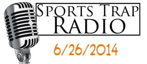 Sports Trap Radio: USA vs Germany World Cup Preview, 2014 Sixers and 2014 NBA Draft Preview Show
