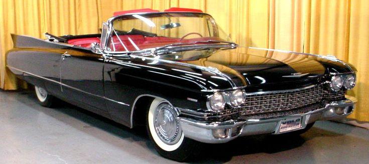 1960 Cadillac: Caddy, 1960S Cadillac, 1960 Cadillac, Vintage Cars, Classic Cadillac, Cars, Dream Cars, Classic Cars Trucks