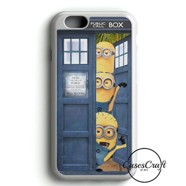 Despicable Me Minion One Direction iPhone 6 Plus/6S PlusCase | casescraft