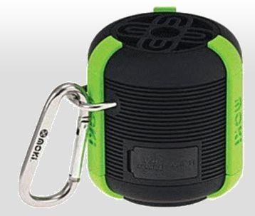 JB HiFi Gift for Dad - Moki Aquabass Waterproof Bluetooth Pocket Speaker, RRP $59, now $49!
