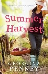 Title:Summer Harvest Author:Georgina Penney Published: February 1st2016 Publisher:Penguin Books Australia Pages: 368 Genres: Fiction, Contemporary, Australian, Romance RRP: $32.99 Rating:4.5…