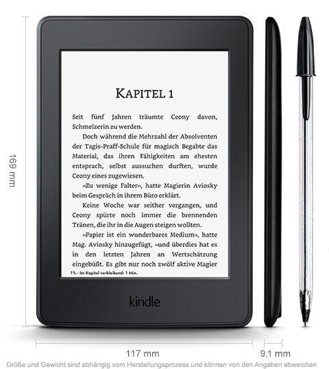 Der neue Kindle Paperwhite, jetzt noch besser - Amazon.de