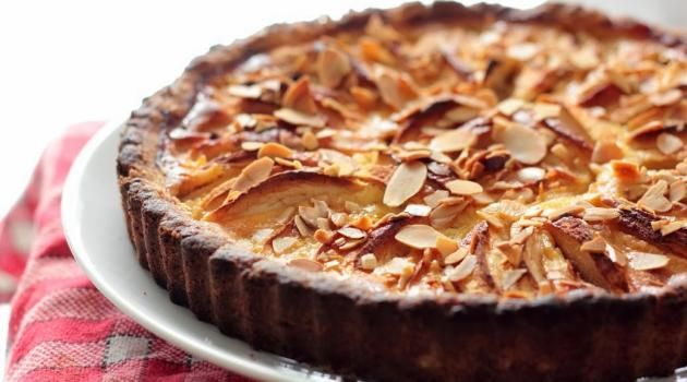 1000 images about tartes aux pommes on pinterest - Moule a tarte ...