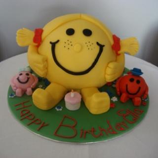 Best Little Mr Images On Pinterest Men Cake Men Party And Mr Men - Little miss birthday cake
