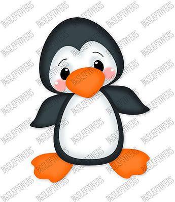 106 best Cards - Christmas - Penguins images on Pinterest Cards - penguin template