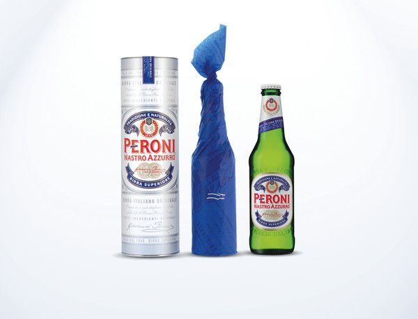 SAB MILLER - PERONI - Make it more Italian | Brand Union