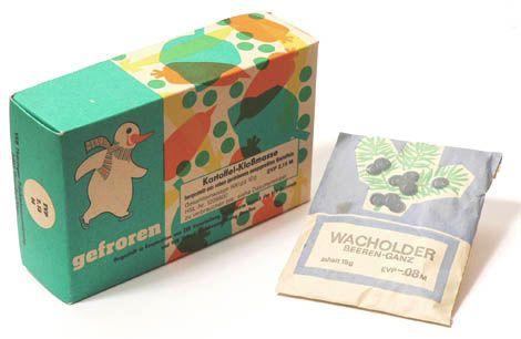 GDR packaging.