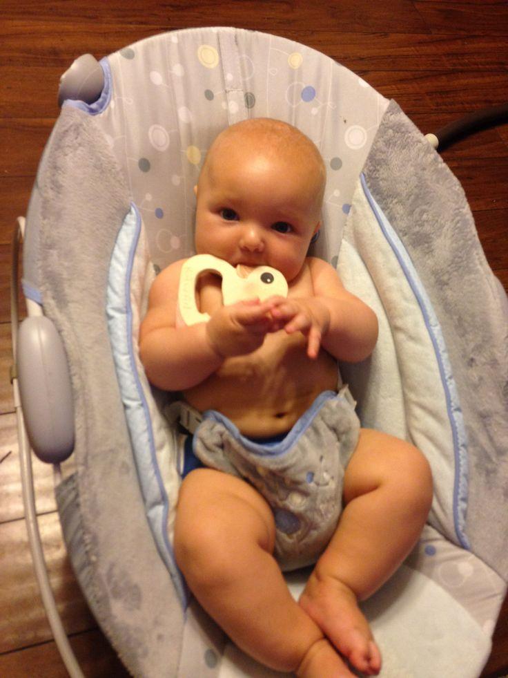 Baby Elijah Gaston from Washington DC