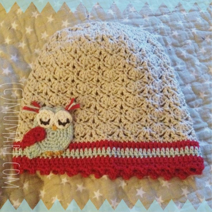 449 Best Crochetowls Images On Pinterest Owls Beanies And