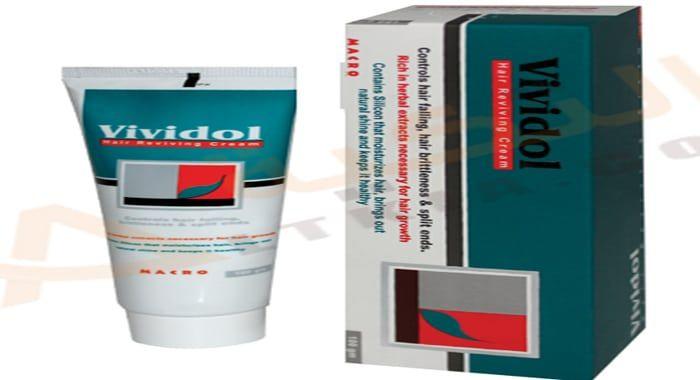 دواء فيفيدول Vividol كريم وزيت يتم أستخدامه في حالة تعرض الشعر للجفاف فكما نعلم أن كثير من الأشخاص يتعرضون لتساقط الش Hair Cream Hair Control Moisturize Hair