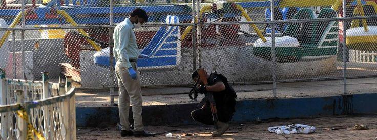 GLOBE NEWS : GERMANY NEWS-SPIEGEL-Lahore Attentäter zündete 20 ...