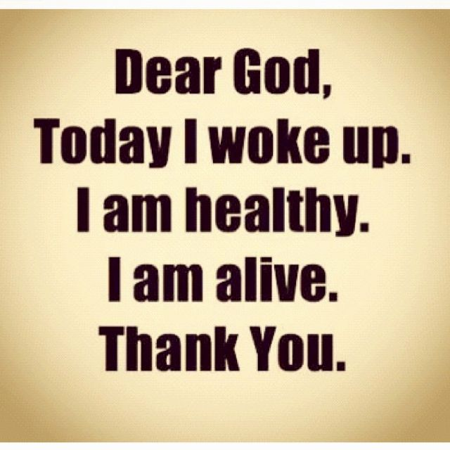 Thank You God! You Never Fail Me, Even Though I Know I